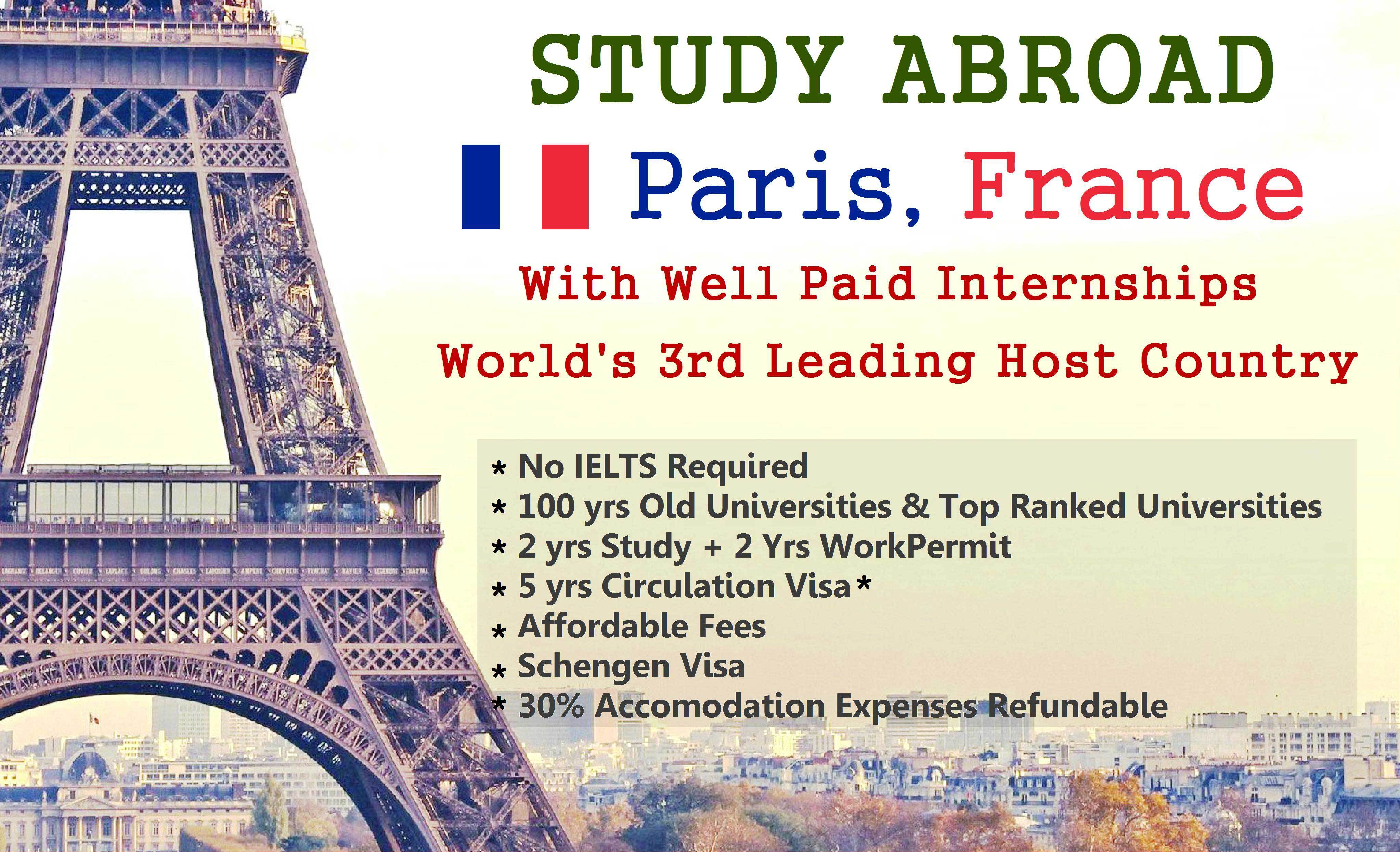 STUDY IN FRANCE Lagos company